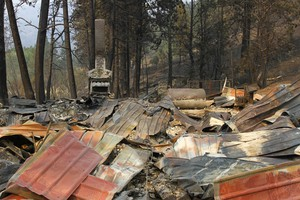 Behind Wildfire Suppression, A Human Toll   News | OPB