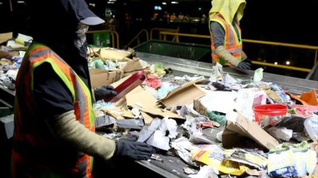 Oregon Recycling Rate Rises Despite China Export Woes   News | OPB