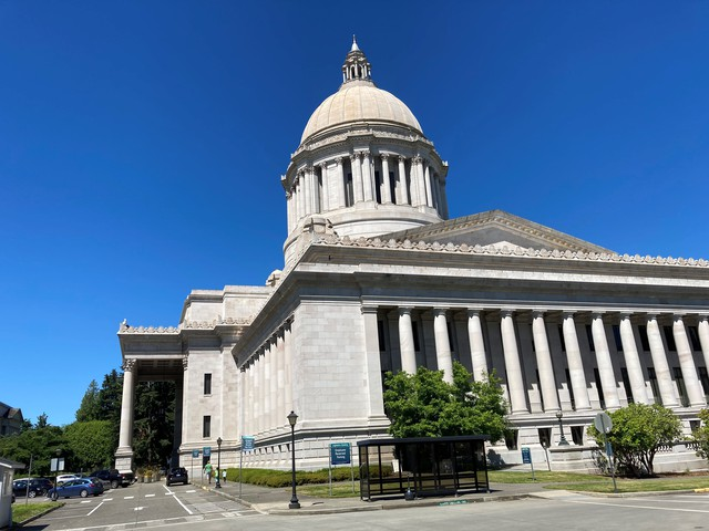 "The financial disclosure forms of Washington state lawmakers and other public officials will be posted online again following a one month ""pause"" to review cybersecurity concerns."