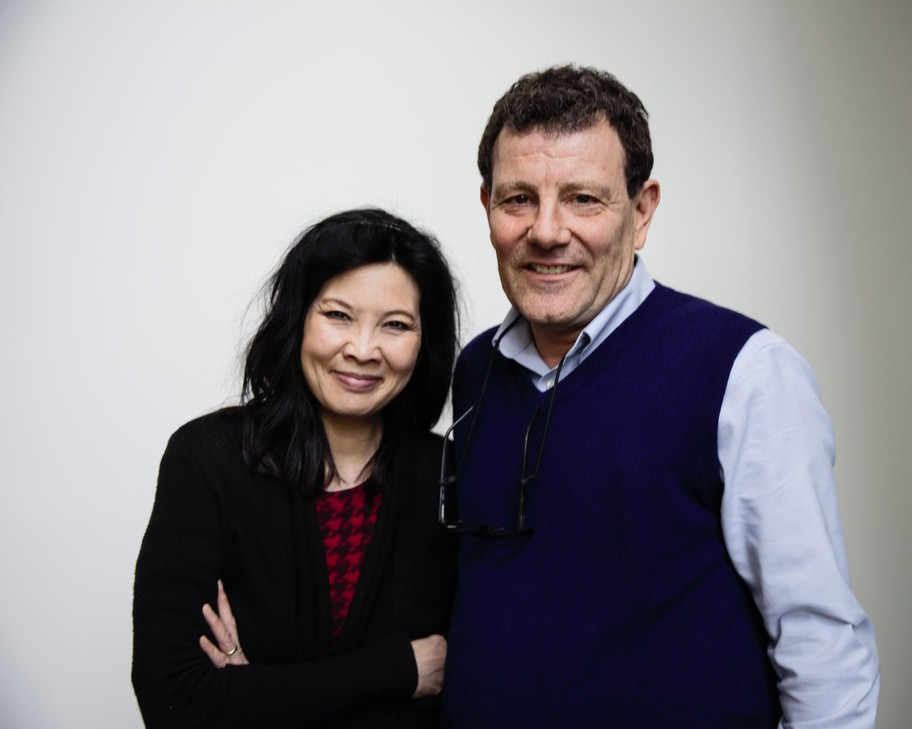 "New York Times columnist Nicholas Kristof and Sheryl WuDunn coauthored the book ""Tightrope,"" which tells the story of poor, rural Americans."