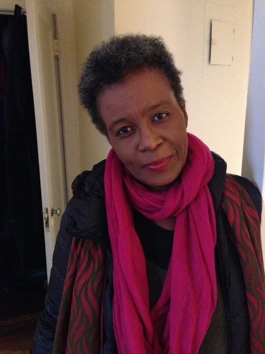 "Poet Claudia Rankine is the author of ""Citizen"" and the founder of the Racial Imaginary Institute."
