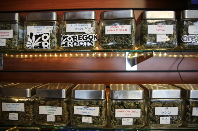 The Attorney General says marijuana is a dangerous drug and dealing it is a serious crime.