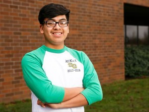 McKay High School senior Raul Marquez is getting substantial backing from a $100,000 grant from the United Way of the Mid-Willamette Valley for his plan to create a youth homeless shelter in Salem.