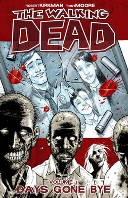 """Image Comic's title """"Walking Dead,"""" created and owned by Robert Kirkman, has exploded into a global phenomenon. You can thank it in large part for the obsession with the Zombie Apocalypse."""