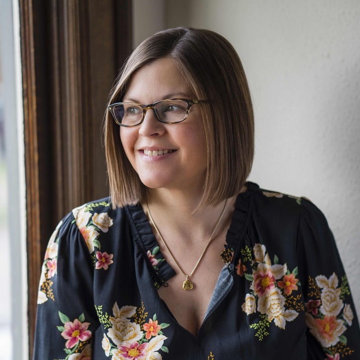 """Portland author Karen Thompson Walker is the author of the book """"The Dreamers."""""""