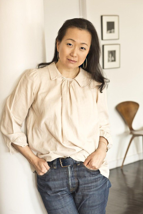 """Author Min Jin Lee's latest novel, """"Pachinko,"""" follows four generations of a Korean family living in Japan."""