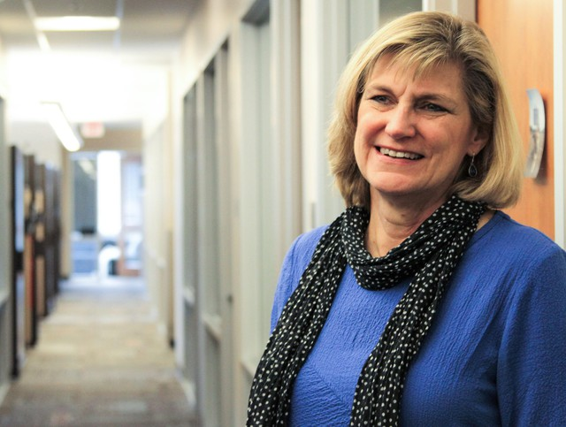 Carol Metzler, the science director of Oregon Research Institute,says many Oregonians aren't aware Eugene is a hub of behavioral science research.