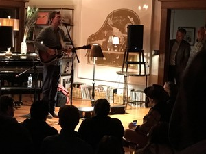 Portland pot officials say they will begin to crack down on events that sell tickets and then give away marijuana, events like this house concert featuring the singer-songwriter Justin Townes Earle.
