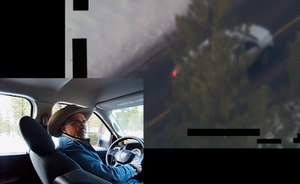 Law enforcement officials were able to sync aerial FBI footage with footage recorded from inside LaVoy Finicum's SUV to piece together a timeline of events in the Jan. 26 fatal shooting.