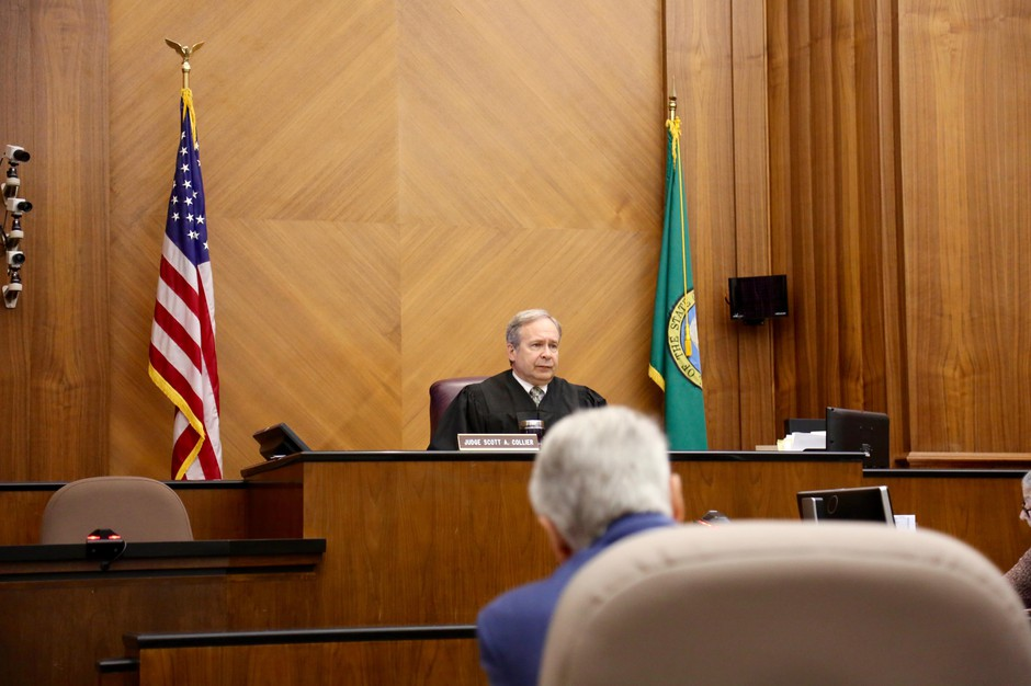 Clark CountyJudge Scott Collier issued a ruling Friday, Sep. 14 ordering teachers back to class.