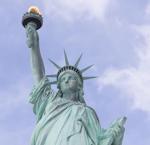 The Statue of Liberty has been a quintessential symbol of American values for centuries.
