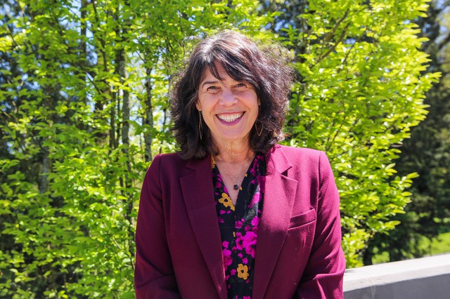Multnomah County Commissioner Sharon Meieran says her work as an ER doctor helped shape her policy views on mental health.