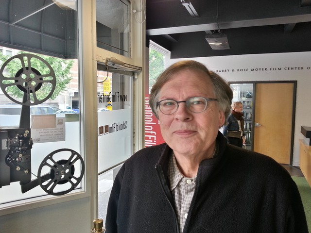 Bill Foster, executive director of the Northwest Film Center, curated the Reel Music Festival.