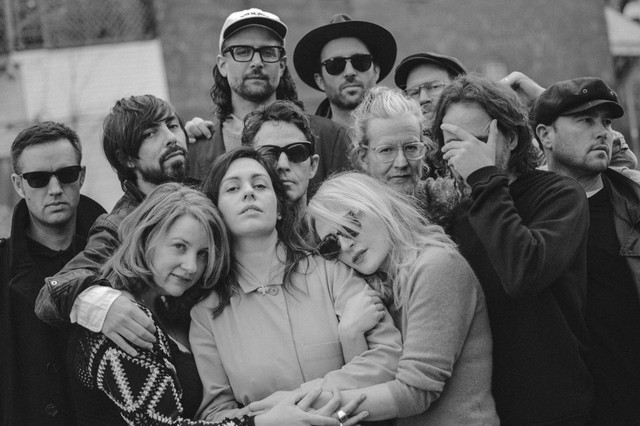 Broken Social Scene plays the Oregon Zoo on July 29th.