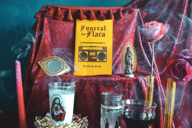 "Portland journalist and DJ Emilly Prado organized her memoir, ""Funeral for Flaca,"" like a mixtape with a different song for each essay."