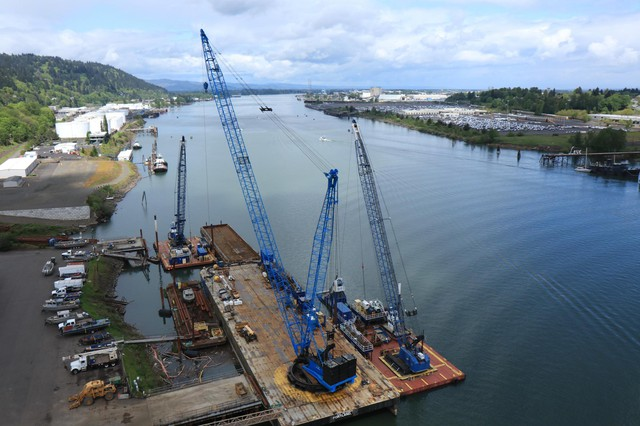 Hundreds of parties share responsibility for cleaning up the Portland Harbor Superfund Site.
