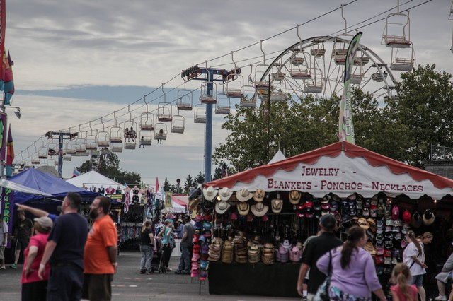 The 150th annual Oregon State Fair opened on August 28th.