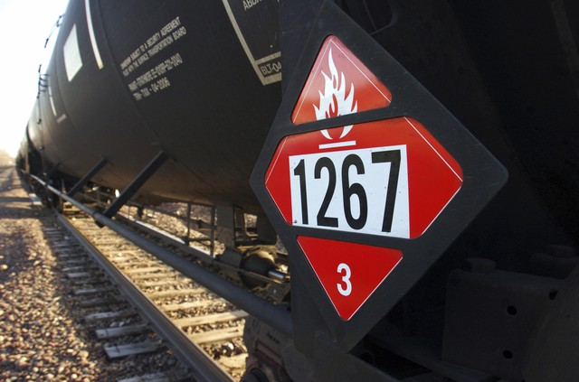 A 40-year ban on crude oil exports could be lifted as part of a new federal budget deal that Congress is expected to vote on on Friday. Critics of the action argue lifting the ban would promote more oil production and bring even more oil train traffic to the Northwest.