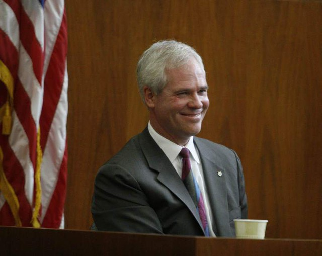 """An ethics investigation has been launched regarding Marion County Circuit Judge Vance D. Day who said he will not perform same-sex marriages due to """"deeply held religious beliefs."""""""