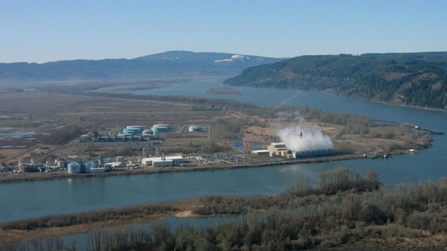 The Oregon Department of Environmental issued a new air quality permit today to the Columbia Pacific Bio-Refinery, an oil train terminal at Port Westward near Clatskanie, Oregon.