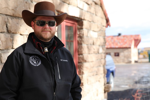 New Mexico rancher, Adrian Sewell, says he will no longer take any notice of his grazing contract with the US Fish and Wildlife Service.