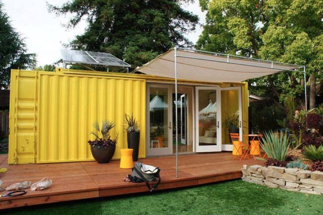 Next Phase Of Tiny House Movement Brings Shipping Container Homes To