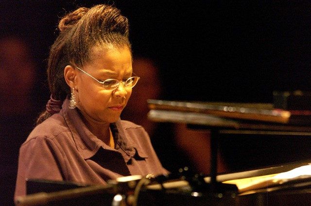 Pianist and vocalist Patrice Rushen.