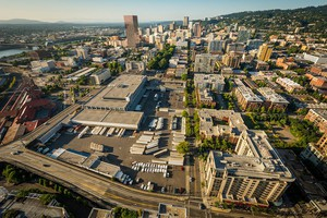 The Broadway Corridor is one of the last remaining parcels of its size available for development in downtown Portland.