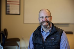 Bend City Councilor and former Democratic state House nominee Nathan Boddie.