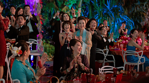"""A scene from the hit film, """"Crazy Rich Asians""""."""