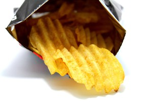 Snacks like chips are getting a reboot thanks to food swaps.