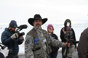 Charges were dismissed against Peter Santilli, an internet radio host who broadcast live from the Malheur National Wildlife Refuge during the occupation.