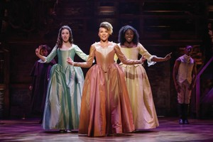 'Hamilton' stages at Keller Auditorium, March 20-April 8, and it was difficult for many fans to get tickets. But, Broadway in Portland will have digital lottery tickets for each performance.