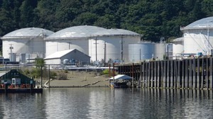 The Portland Harbor Superfund Site is a 10-mile stretch of the Willamette River that is highly contaminated from more than a century of industrial pollution.