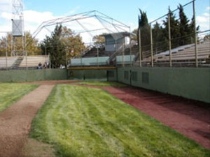 Walker Stadium at Southeast Portland's Lents Park.