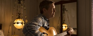 Alt-country singer-songwriter Robbie Fulks, one of the headliners scheduled for the 2017 Sisters Folk Festival.
