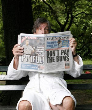 "Satirust Andy Borowitz honed his chops at the Harvard Lampoon before diving into a career as a TV producer and writer. But most readers know him today as the pen behind the New Yorker's satirical news feed, ""The Borowitz Report""."