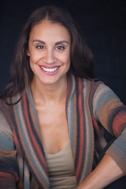 """Sabina Zuniga Varela: """"Everybody keeps telling Medea, 'You need to understand how it works here. You have to dress like them, talk like them. This is what we do here.' All Medea can say is, 'I don't understand.'"""""""