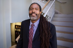 Erious Johnson, former civil rights director with the Oregon Department of Justice