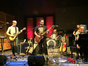 Blitzen Trapper wrote and demoed songs for the new record within three to four months.