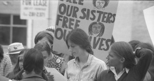 Women activists (courtesy of Portland's Archives and Public Records Center)