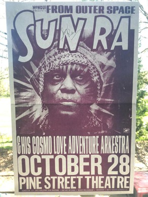 Portland Label Unearths Lost Sun Ra Concert | KMHD