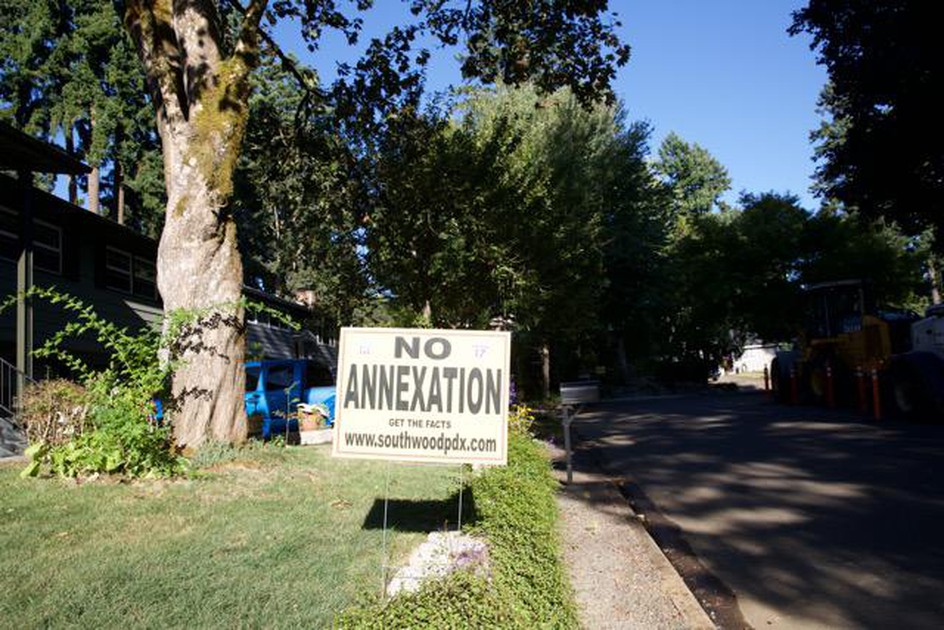 Portland Neighborhood Rejects Annexation To Lake Oswego After Contentious Special Election