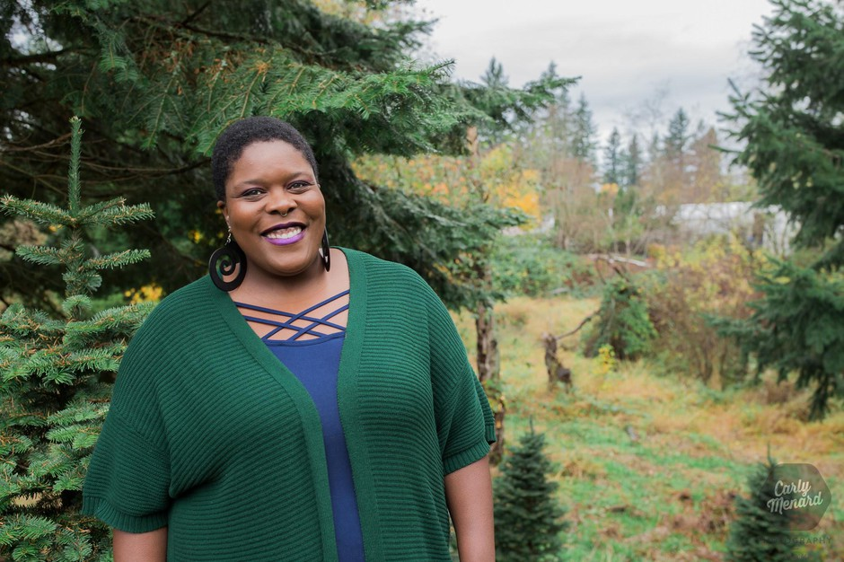 Summer Brown was Clark College's only black counselor. She left her tenure position in March because of what she considered a toxic work environment for people of color.