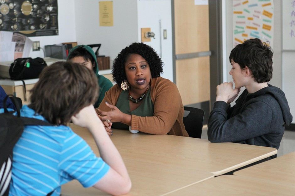 3 Education Issues That Will Have To Be Reconciled After >> Oregon Teacher Of The Year Mercedes Munoz Says The Year Of