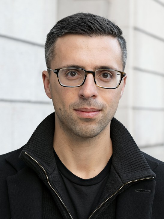 """Ezra Klein is the co-founder and editor-at-large of Vox.com and the author of """"Why We're Polarized."""""""