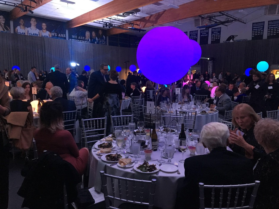 Clark College's Savoring Excellence gala is one of the Foundation's largest fundraisers. At the Nov. 15 event, President Bob Knight addressed ongoing racial equity challenges at the college.