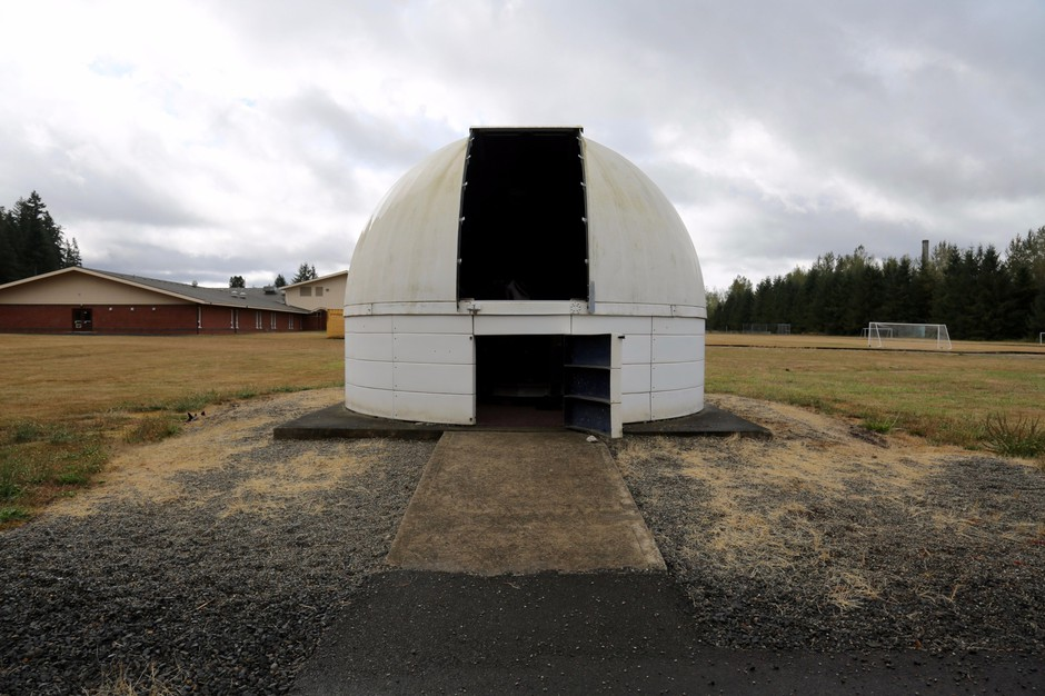 Onalaska: A Tiny Washington Town With A Really Big Telescope