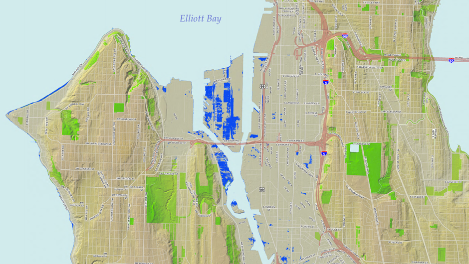 What Climate Change Means For Seattle And The Northwest . News   OPB