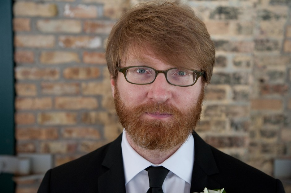"""Chuck Klosterman's new book is a short story collection called """"Raised in Captivity."""""""